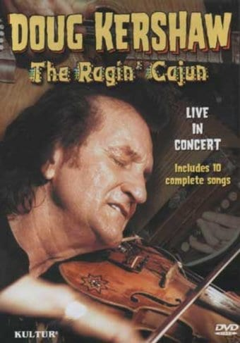 The Ragin' Cajun