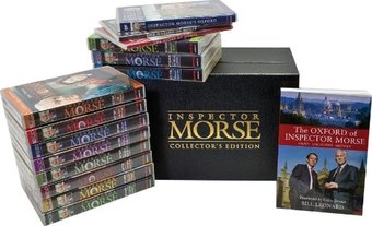 Inspector Morse - 25th Anniversary Collection