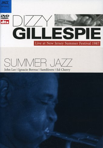 Dizzy Gillespie Quintet: Summer Jazz Live at New