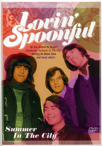 Lovin' Spoonful: Summer in the City