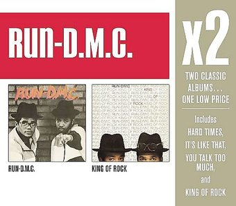 Run-D.M.C./King of Rock (2-CD Box Set)