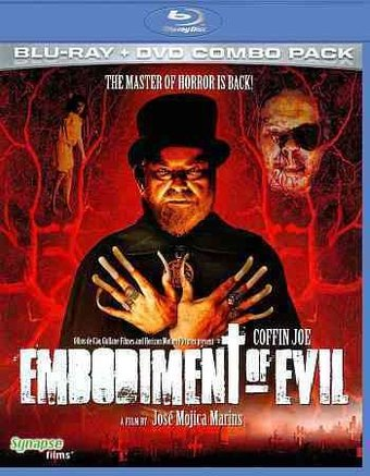 Coffin Joe: Embodiment of Evil (Blu-ray + DVD)