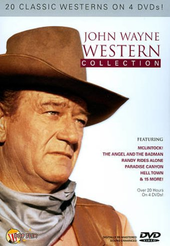 John Wayne Western Collection: 20 Classic
