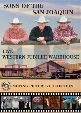 Sons of the San Joaquin - Live at the Western