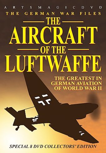 Aviation: Aircraft of the Luftwaffe (8-DVD)