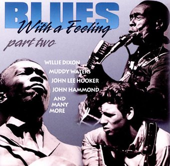 Blues With A Feeling Part 2 Cd 1997 Vanguard Records