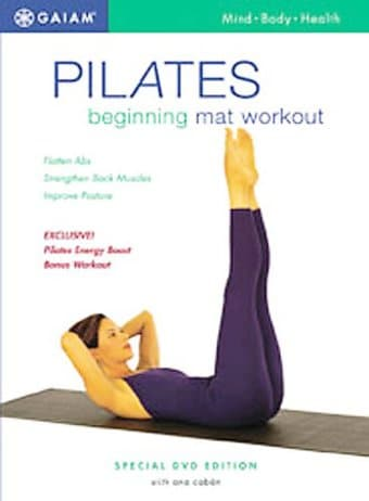 Pilates Beginning Mat Workout