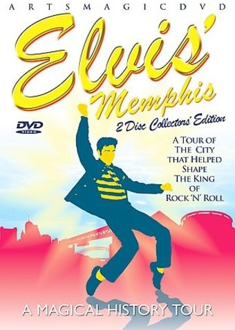 Magical History Tour - Elvis' Memphis (2-DVD)