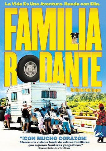 Rolling Family (Spanish Cover Art)