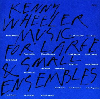 Music For Large and Small Ensembles (2-CD)