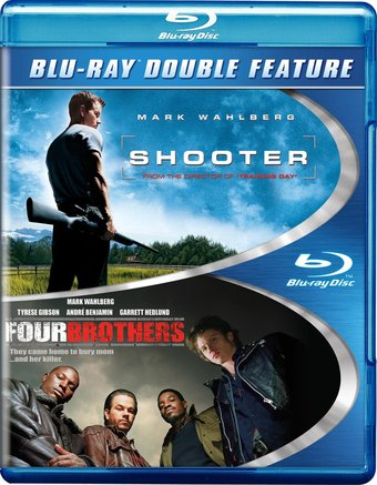 Shooter / Four Brothers (Blu-ray)