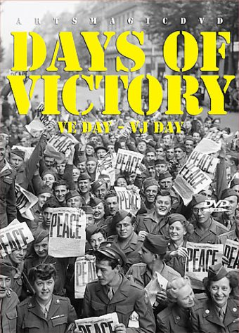 WWII - Days of Victory: VE Day to VJ Day (2-DVD)