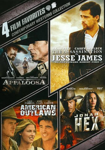 4 Film Favorites: Contemporary Westerns