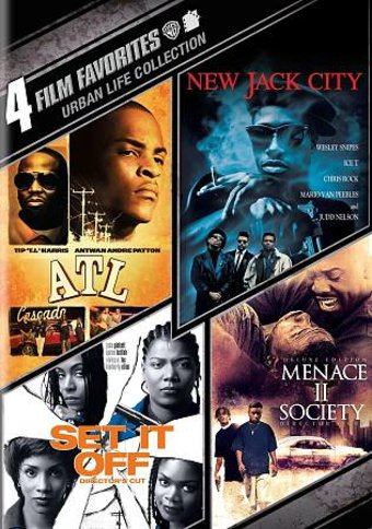 4 Film Favorites: Urban Life (ATL / New Jack City
