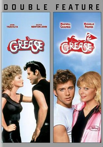 Grease / Grease 2 (2-DVD)