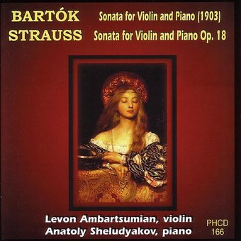 Bartok: Sonata for Violin and Piano (1903) /