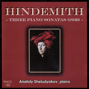 Hindemith - Three Piano Sonatas