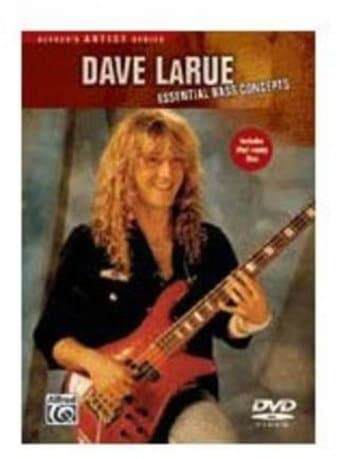 Dave LaRue - Essential Bass Concepts