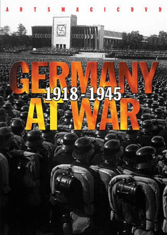 WWII - Germany at War, 1918-1945 (3-DVD)