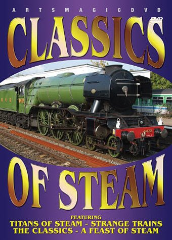 Trains - Classics of Steam (Titans of Steam /