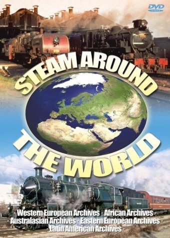 Trains - Steam Around the World: Complete