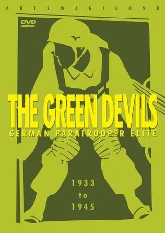 WWII - Green Devils, 1933-1945: German