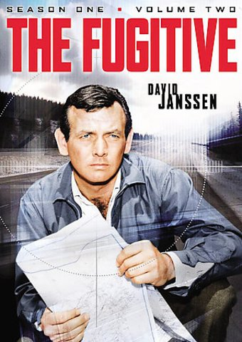 The Fugitive - Season 1, Volume 2 (4-DVD)