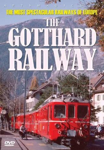 Trains - Gotthard Railway