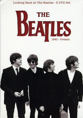 Looking Back At The Beatles - 3-DVD Set