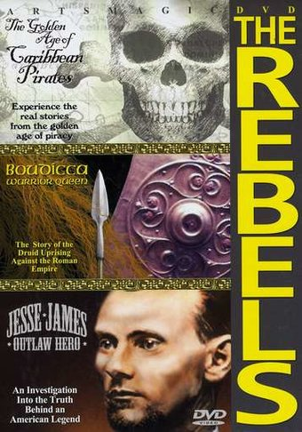 The Rebels: Golden Age of Caribbean Pirates /