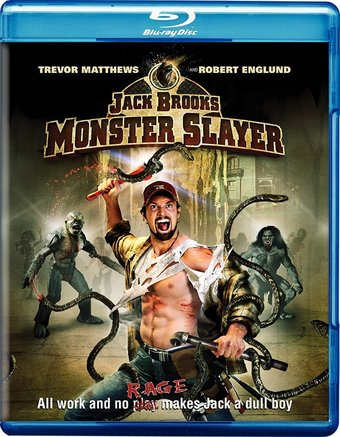 Jack Brooks: Monster Slayer (Blu-ray)