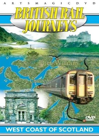 Trains - British Rail Journeys: West Coast of