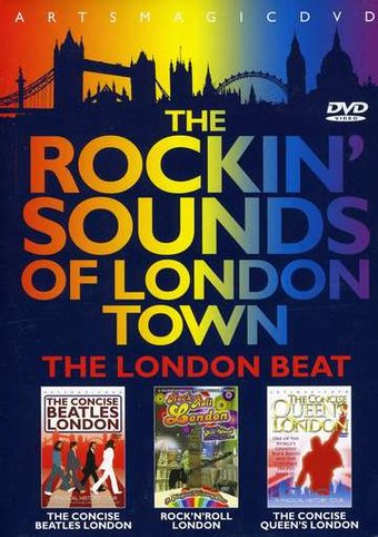 Magical History Tour - Rockin' Sounds of London