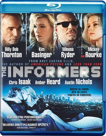 The Informers (Blu-ray)