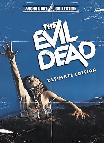 The Evil Dead (Ultimate Edition, 3-DVD)
