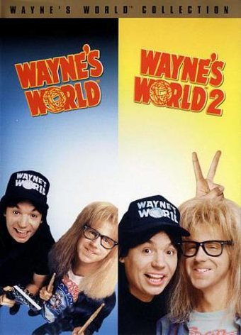 Wayne's World / Wayne's World 2 (2-DVD)