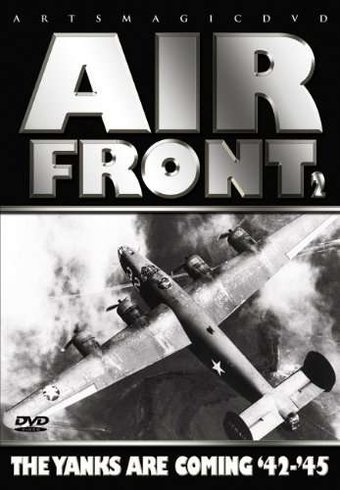 Aviation: Air Front, Volume 2: The Yanks are