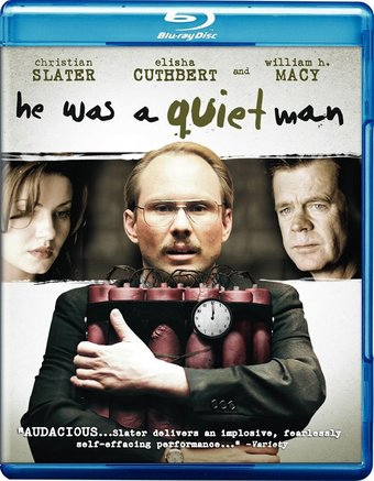 He Was a Quiet Man (Blu-ray)