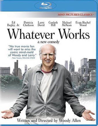 Whatever Works (Blu-ray)