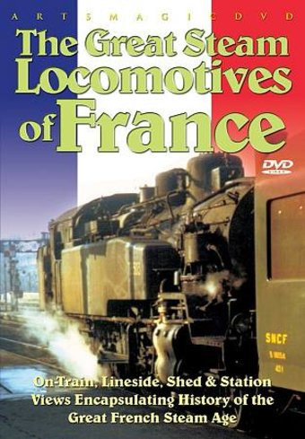 Trains - Great Steam Locomotives of France