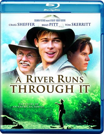 A River Runs Through It (Blu-ray)