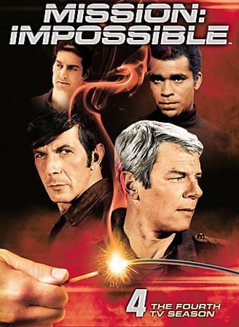 Mission: Impossible - Complete 4th Season (7-DVD)