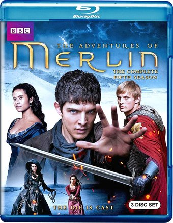 Merlin - Complete 5th Season (Blu-ray)