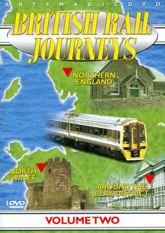 Trains - British Rail Journeys, Volume 2 (3-DVD)