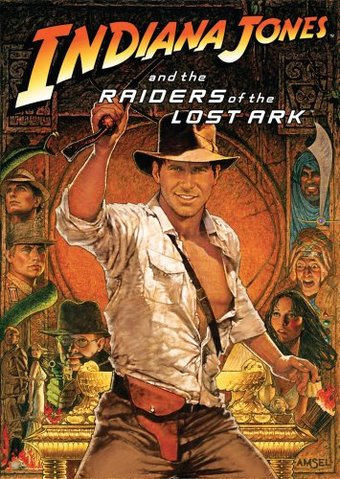 Raiders of the Lost Ark (Special Edition,