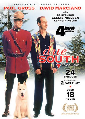 Due South - Season 1 (4-DVD)