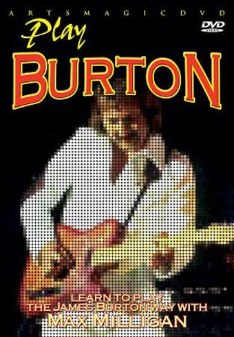 Guitar - Learn to Play the James Burton Way