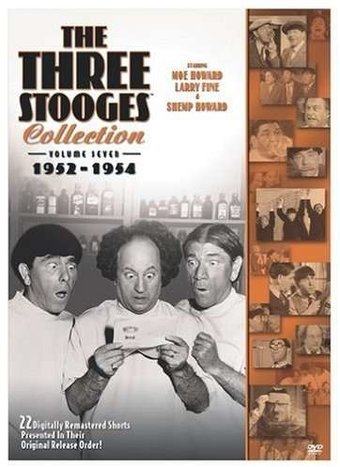 Collection, Volume 7: 1952-1954 (2-DVD)