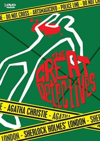 Great Detectives - Agatha Christie / Sherlock
