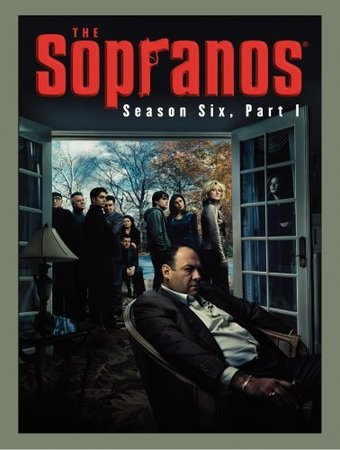 Sopranos - Season 6, Part 1 (4-DVD)